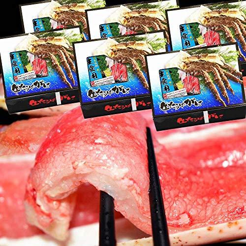 タラバ 生食OK カット済 特大たらば 生タラバガニ 6kg ノルウェー 産又は、ロシア産 カニ