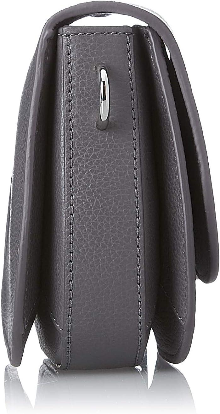 Coccinelle Craquante E1 Cn5 55 01 01, Sacs portés épaule Gris (Fume)