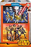 Puzzles Educa - Star Wars Rebels, 2 x 100 Piezas (16169)