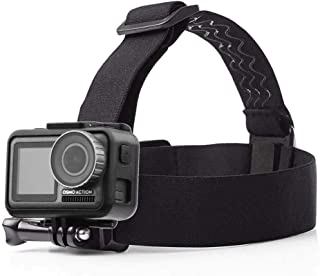 GoPro Uyumlu Kafa Baş Bandı Head Strap