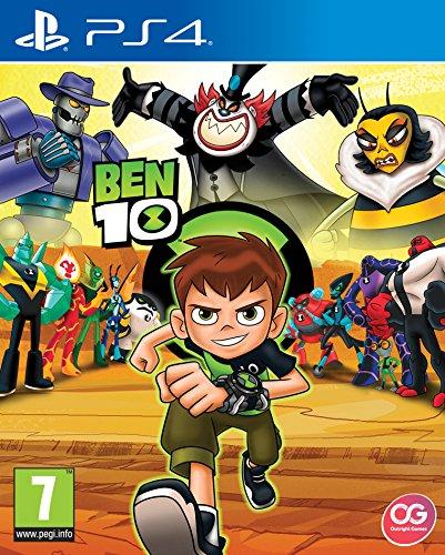 Ben 10 - PlayStation 4 [Importación inglesa]