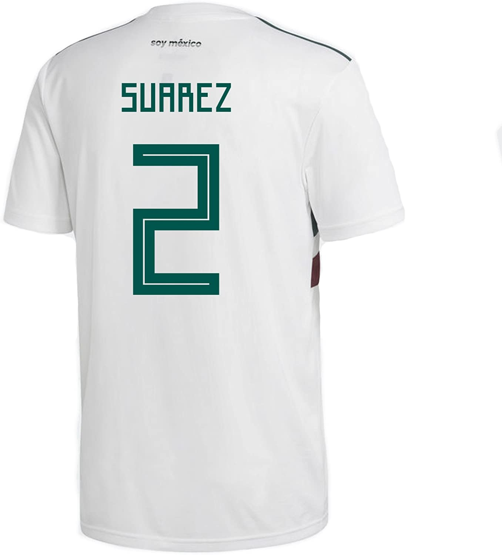 Adidas Herren Fuball Trikot Suarez   2Mexiko Away World Cup Russland 2018