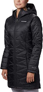 Columbia Sportswear Women's Mighty Lite Hooded Jacket, Black, Large