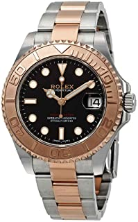 Best rolex yacht master black and gold Reviews