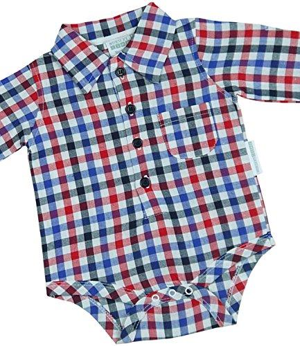 Babyprem - Camicia - Maniche lunghe  - Bebè maschietto blu blu