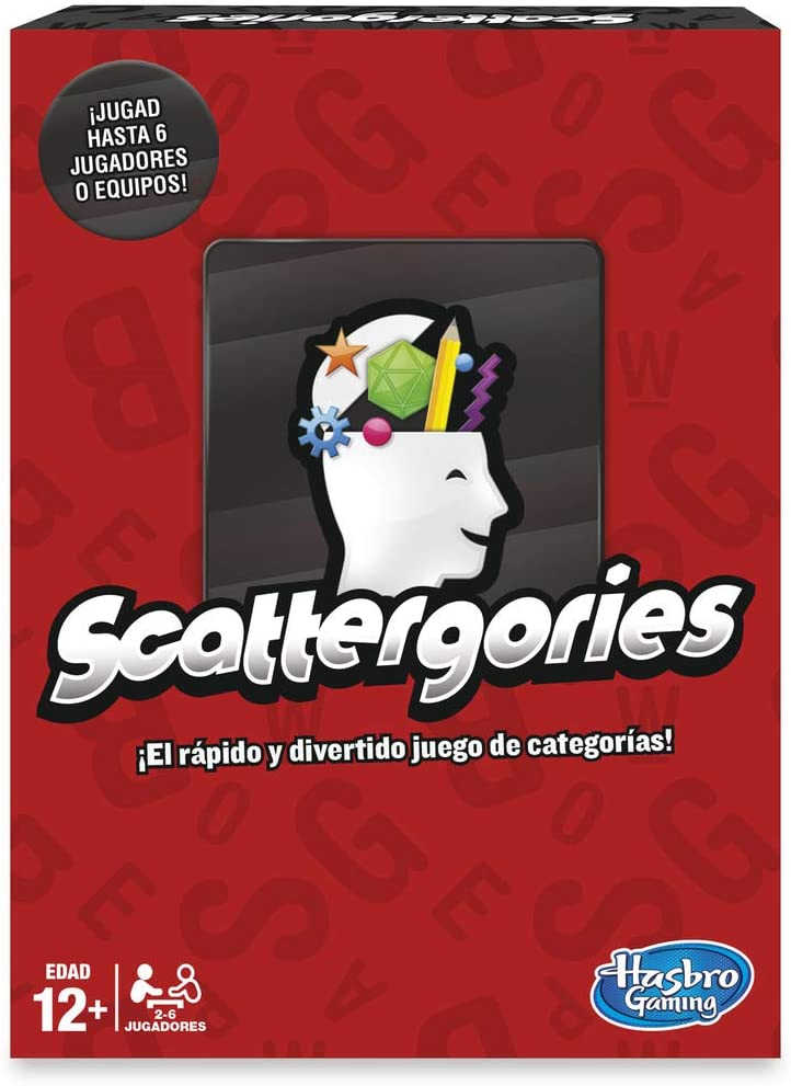 Hasbro–Scattergories c1941105 Colorado Springs Our shop most popular Mall