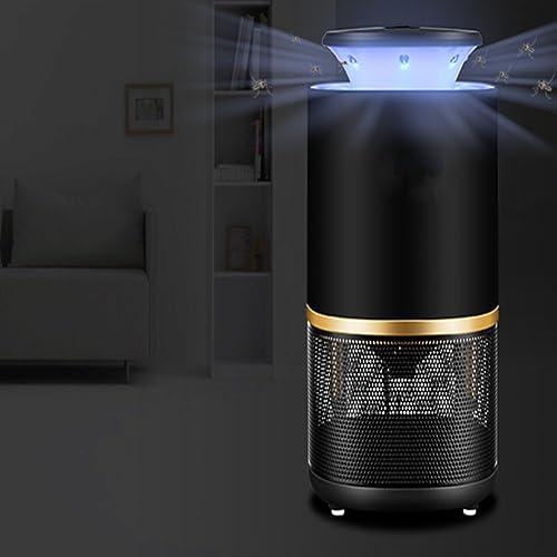 Anti-Moustique Lampe Balayage Muet Pas De Radiateur D'inhalation Attraper Moustique Moustique Artefact