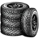 Set of 4 (FOUR) Suretrac Radial A/T All-Terrain Radial Tires-33X12.50R20 LT 114S LRE 10-Ply