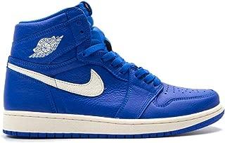 Nike Men's Sneakers, 555088-401_Jordan1retro Blue