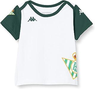 Kappa Aebby Betis Camiseta Unisex beb/é