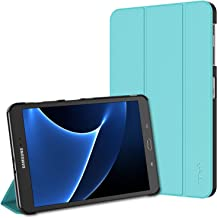 JETech Custodia per Samsung Galaxy Tab A 10,1 2016 (SM-T580 / T585), Cover con Funzione di Supporto, Auto Svegliati/Sonno, Blu