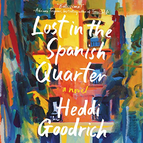 Lost in the Spanish Quarter audiobook cover art