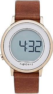 Rip Curl Women's Digital Wrist Watch digital Display and Leather Strap, A3207G40931SZ