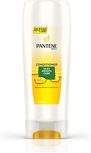 Pantene Silky Smooth Care Conditioner, 175ml product image