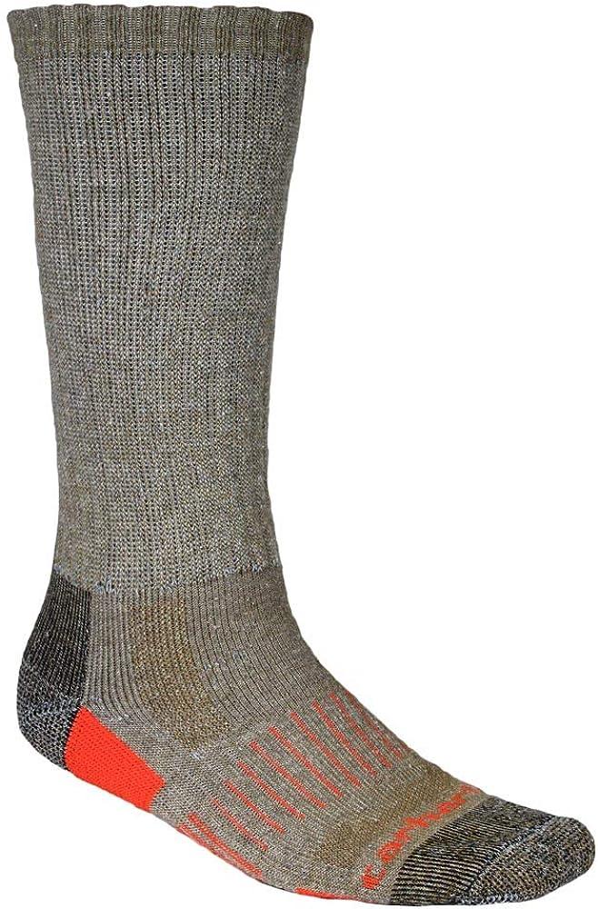 Carhartt Men's A207-2 All Terrain Boot Sock 2-Pack