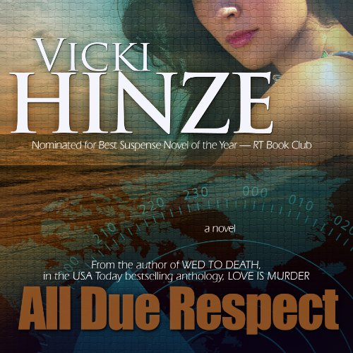All Due Respect audiobook cover art