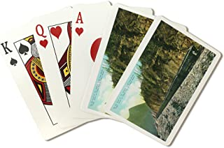 Alaska - 1898 Trail North of Rocky Point, White Pass and Yukon Rt (Playing Card Deck - 52 Card Poker Size with Jokers)