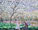 Kunstdruck/Poster: Claude Monet Springtime 1886