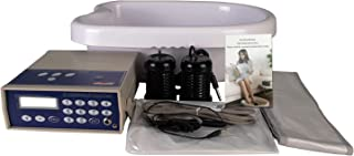 Vitaciti Ion Ionic Detox Foot Bath Aqua Cleanse SPA Machine with Tub, 2 Arrays as Gift