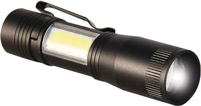 Velamp Thor: Zaklamp + LED-Lantaarn. Met Zoom