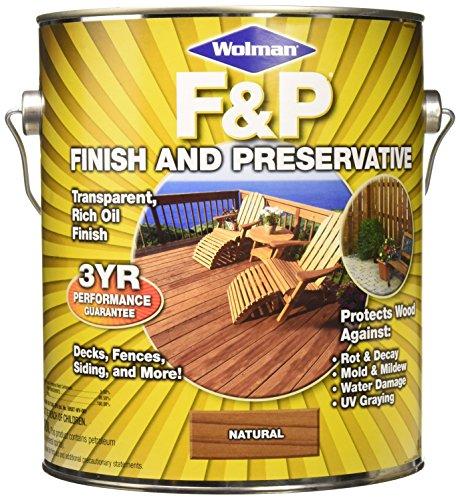 RUST-OLEUM Wolman F&P Waterproofing Finish