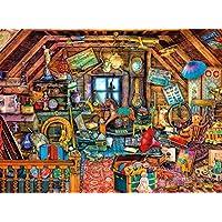 Buffalo Games 1000-Pieces Aimee Stewart Grandma's Attic Jigsaw Puzzle