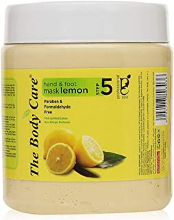 The Body Care Lemon Hand and Foot Spa Mask, 500 g