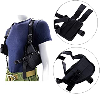 FOJMAI Airsoft Tactique Pistol Draw Hand droitier Paddle Waist Belt Holster Bag for Colt 1911 M1911