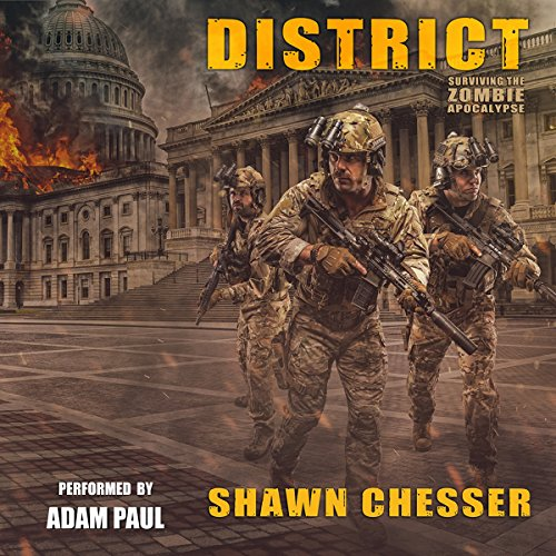 District cover art