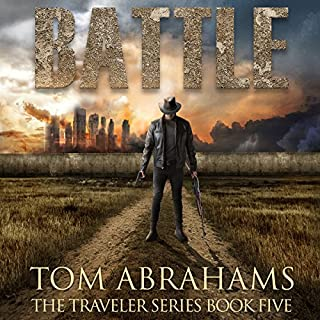 Battle audiobook cover art