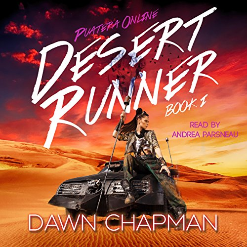 Desert Runner Audiobook By Dawn Chapman cover art