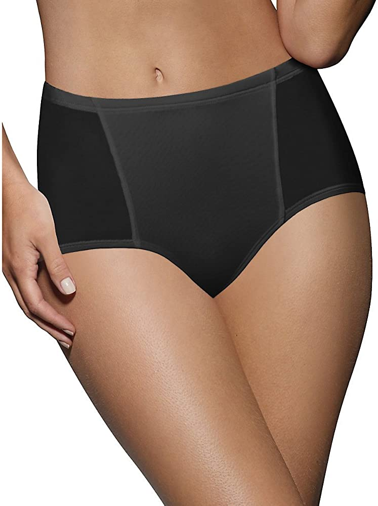 Bali Women's One U Simply Smooth Brief Max 46% OFF Large special price Lace with