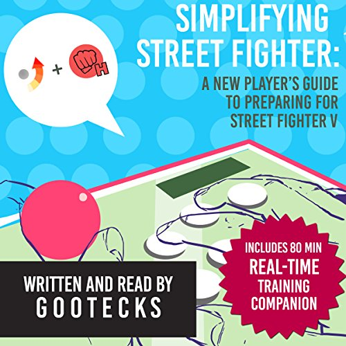 Simplifying Street Fighter audiobook cover art