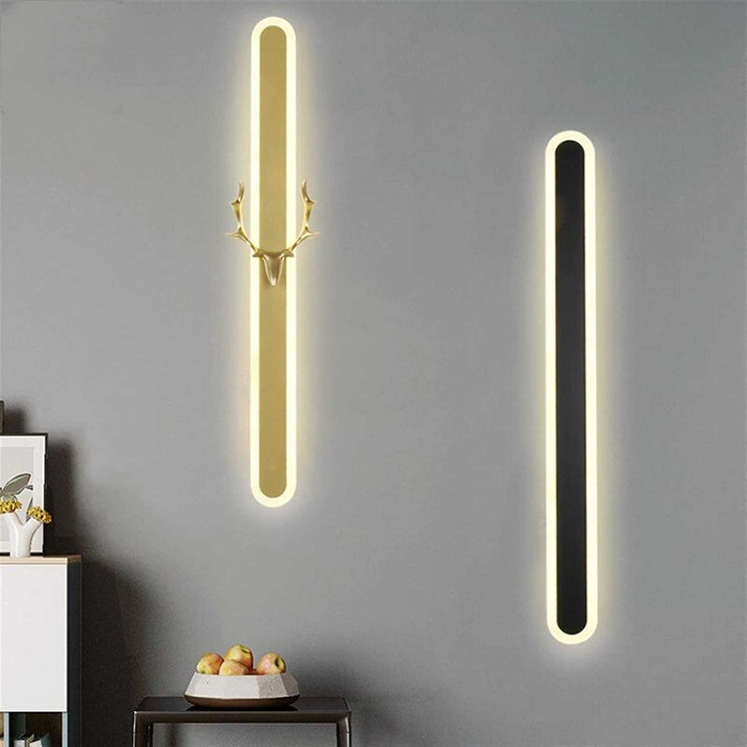New arrival JSJJAUA Wall lamp 5% OFF Simple Bright Lamps Acrylic Dining Ro LED