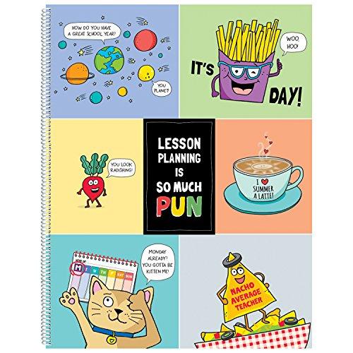 Creative Teaching Press So Much Pun! Year-Long Lesson Plan Book, CTP (8469)