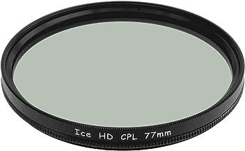 ICE HD 77mm CPL 77 MC Filter Circular Polarizer Hard Coated EZ Clean 16 Layer Multi-Coated