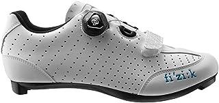 Fizik Women's R3B Donna Boa Road Sport Cycling Shoes - White w/Turquoise