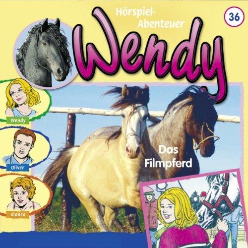 Das Filmpferd audiobook cover art