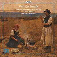 Goldmark: Piano Quintets Op. 30 & Op. 54 (2008-09-30)