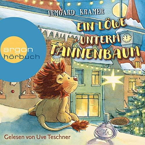 Ein Löwe unterm Tannenbaum Titelbild