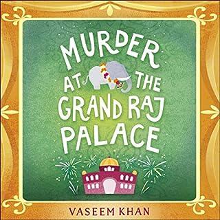 Murder at the Grand Raj Palace Titelbild