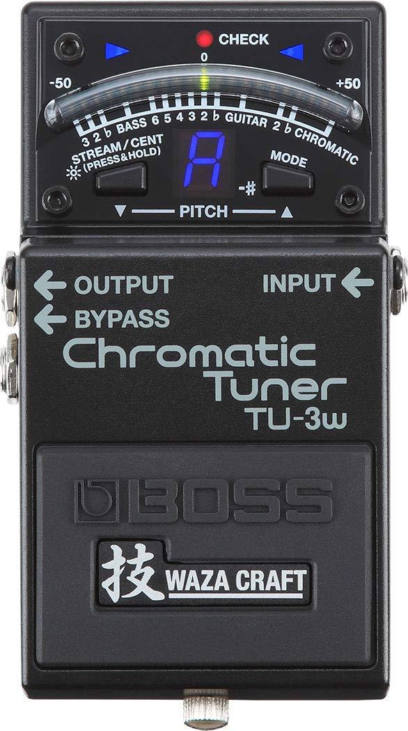 リンク:TU-3W Chromatic Tuner