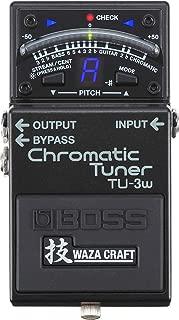 BOSS WAZA CRAFT Chromatic Tuner (TU-3W)