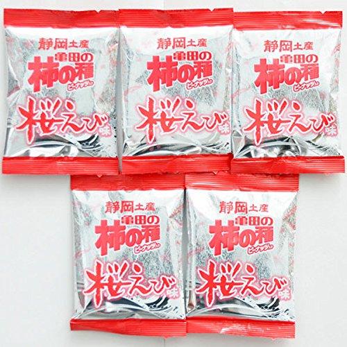 亀田製菓 亀田の柿の種 静岡土産 桜えび味 110g 1袋