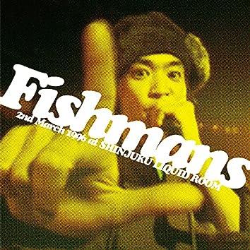 Wakainagaramo Rekishi Ari 1996.3.2 @ Shinjuku Liquid Room