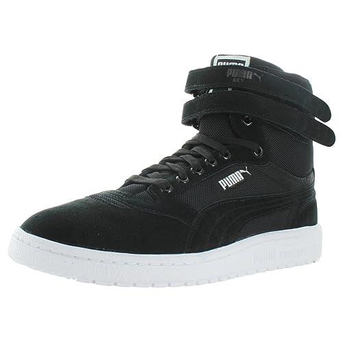 d4d3b809f3c PUMA Mens Sky II High Core Casual Athletic   Sneakers