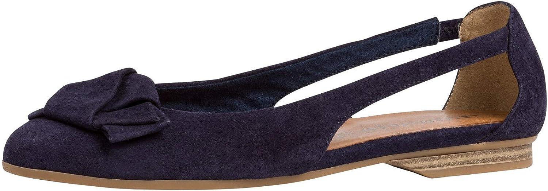 Tamaris Women's 1-1-22106-24 805 Ballet Flat Size: 3 UK