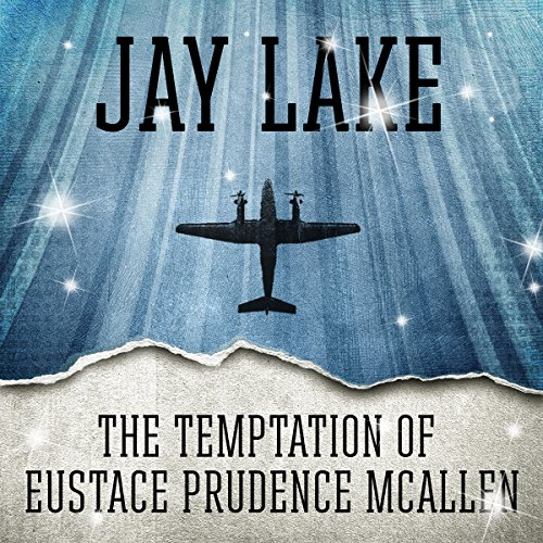 The Temptation of Eustace Prudence McAllen cover art