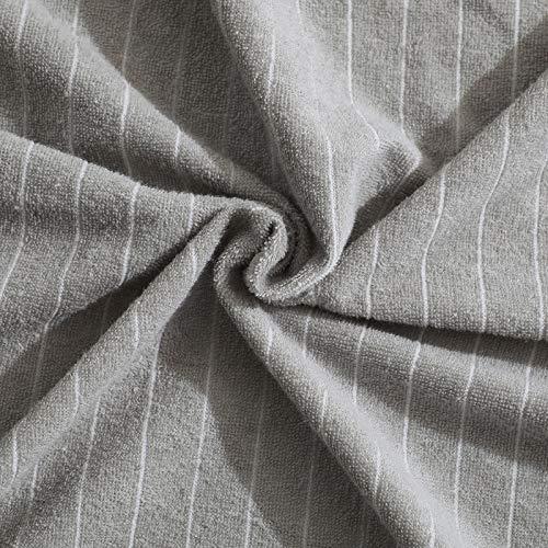haiba Sábana bajera ajustable de fácil cuidado, suave cepillado, resistente a la contracción y a la decoloración. K: 198 x 203 + 40 cm.