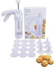 19 Pcs Cookie Press Maker Kit Multifunctional DIY Biscuit Press Gun Decoration Kitchen Tool Household Kit